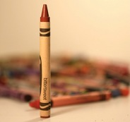 bittersweet-crayola-crayon-standing