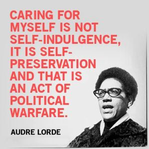 self care political warfare