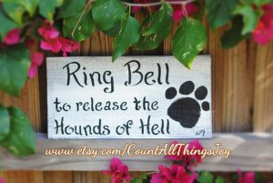 ring bell hounds of hell