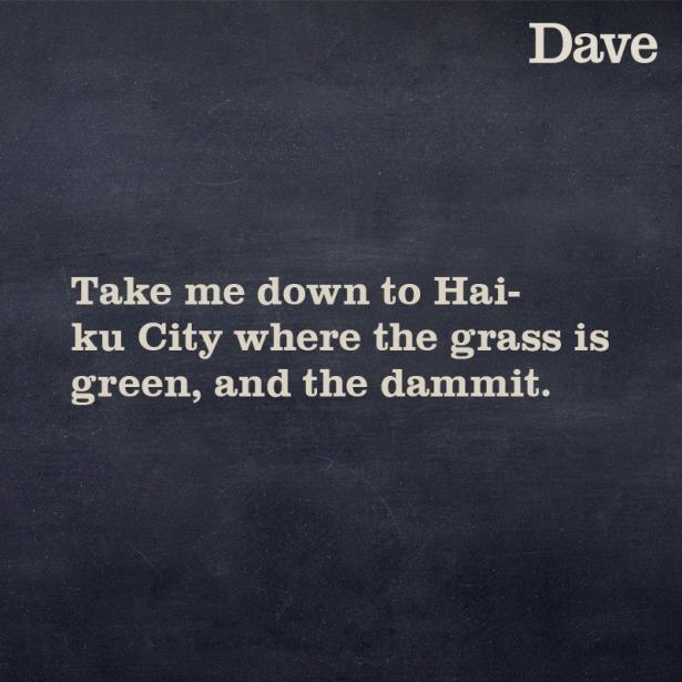 haiku city